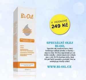 BETY 0417 Bi Oil - dárek k pøedplatnému èasopisu Betynka