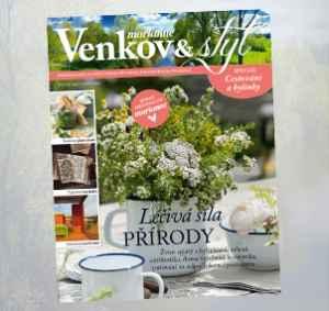 MV1703 (442,-/8 èísel) - dárek k pøedplatnému èasopisu Marianne Venkov & styl