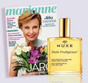 MR1704_N (599,-/12 čísel) - dárek k předplatnému časopisu Marianne