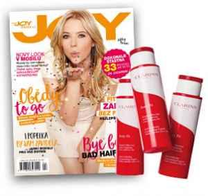 JOY1705 (479,-/12 čísel) - dárek k předplatnému časopisu Joy