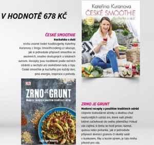 DIET 0617 Knihy - dárek k předplatnému časopisu Dieta