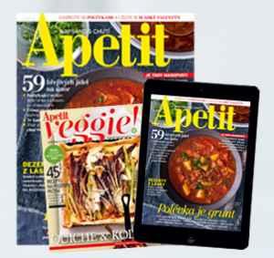 AP17VR_O_Dig (12 čísel) - dárek k předplatnému časopisu Apetit