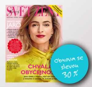 SZ17VR (12 čísel) - dárek k předplatnému časopisu Svět ženy