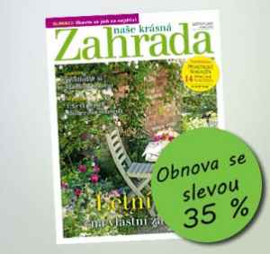 NKZ17VR (12 čísel) - dárek k předplatnému časopisu Naše krásná zahrada
