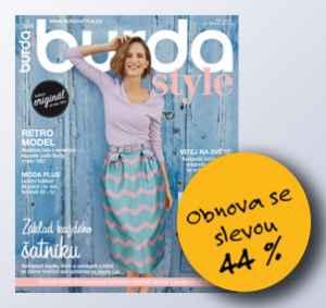 BUR17VR (12 čísel) - dárek k předplatnému časopisu Burda