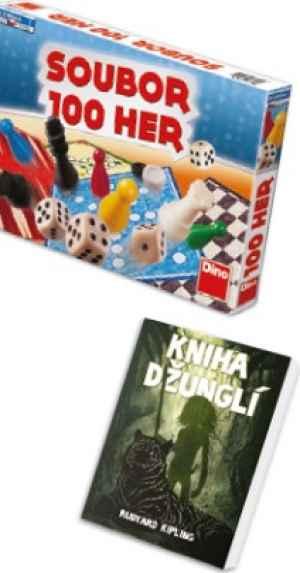 DRA 1706B Soubor her+kniha - dárek k předplatnému časopisu DRÁČEK