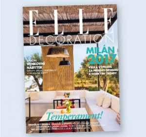ED17EL_2 (399,-/4 čísla) - dárek k předplatnému časopisu Elle Decoration