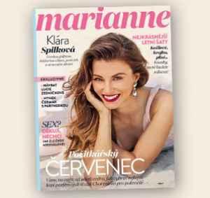 MR1707_12 (559,-/12 čísel) - dárek k předplatnému časopisu Marianne