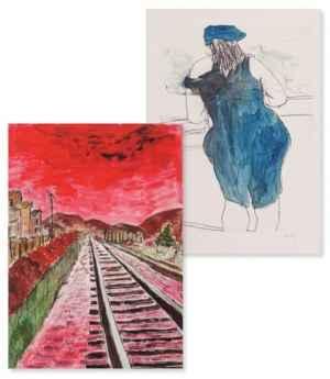Výstava Bob Dylan - dárek k předplatnému časopisu SOFFA in English