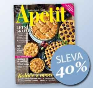 AP17DM (431,-/12 čísel) - dárek k předplatnému časopisu Apetit