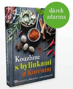 Kouzlíme s bylinkami a kořením - dárek k předplatnému časopisu Receptář + Speciál
