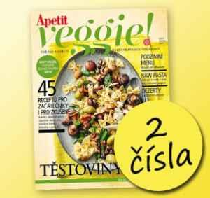 APV17_N (199,-/2 čísla) - dárek k předplatnému časopisu Apetit Veggie