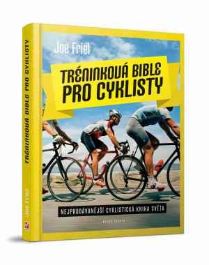 Tréningová bible pro cyklisty - dárek k předplatnému časopisu Active Sport - Bike/Outdoor