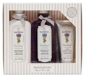 Kosmetický balíček MANUFAKTURA - dárek k předplatnému časopisu Vakcinologie