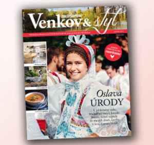 MV17ST_1 (599,-/10 čísel) - dárek k předplatnému časopisu Marianne Venkov & styl