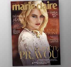 MC1710_12 (719,-/12 čísel) - dárek k předplatnému časopisu Marie Claire
