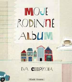 Kniha Moje rodinné album - dárek k předplatnému časopisu Puntík