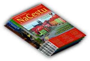 Dárek starší čísla časopisu - dárek k předplatnému časopisu NaCestu