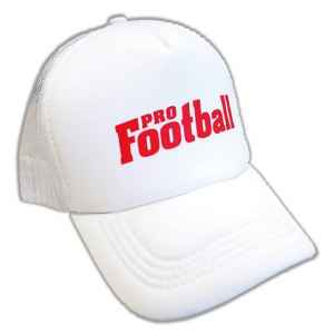 Kšiltovka Pro Football - dárek k předplatnému časopisu PRO Football