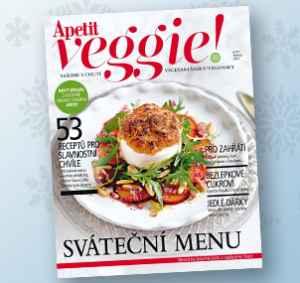 AV17VR_N (2 výtisky) - dárek k předplatnému časopisu Apetit Veggie