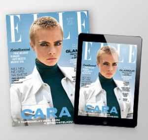EK17VR_Dig (12 čísel) - dárek k předplatnému časopisu ELLE