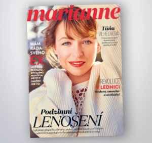 MR1711_12 (559,-/12 čísel) - dárek k předplatnému časopisu Marianne