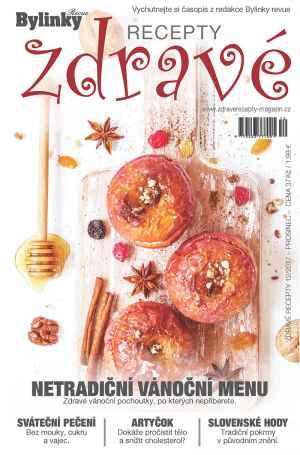 Zdravé recepty - dárek k předplatnému časopisu Bylinky revue + Zdravé recepty