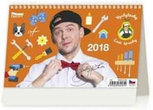 Láďa Hruška vaří 2018 - dárek k předplatnému časopisu Prima vychytávky