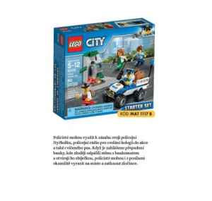 MAT  1117B - Lego City - dárek k předplatnému časopisu Mateřídouška