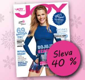 JOY1712_K (288,-/12 čísel) - dárek k předplatnému časopisu Joy