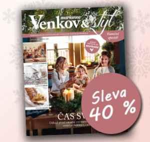 MV1708_K (474,-/10 čísel) - dárek k předplatnému časopisu Marianne Venkov & styl
