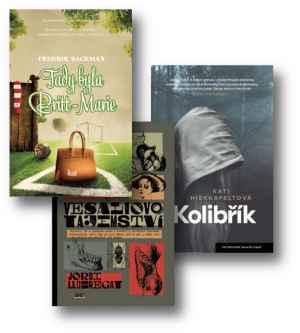 Kniha nakladatelství host - dárek k předplatnému časopisu Týdeník Rozhlas