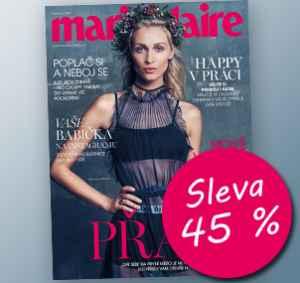 MC1712_K (593,-/12 čísel) - dárek k předplatnému časopisu Marie Claire