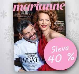 MK1712 (503,-/12 čísel) - dárek k předplatnému časopisu Marianne