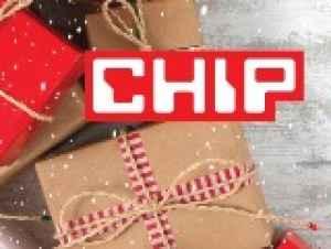 Vánoční akce tištěné - dárek k předplatnému časopisu Chip