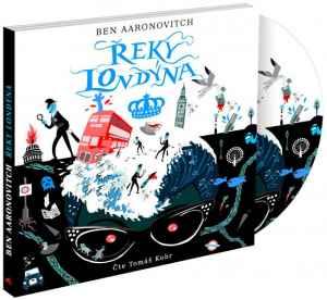 Audiokniha Řeky Londýna - dárek k předplatnému časopisu SPEED