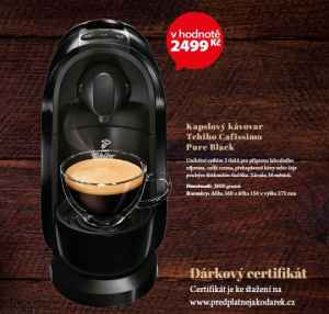 MAM 1217B Káv. Caf. Pure Black - dárek k předplatnému časopisu Maminka