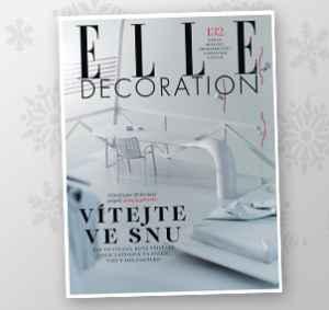 ED18EL_1 (399,-/4 čísla) - dárek k předplatnému časopisu Elle Decoration