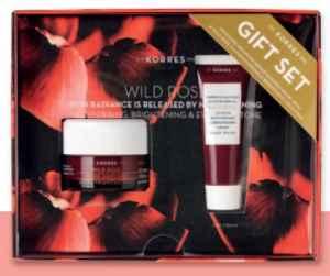 Kosmetika Korres - dárek k předplatnému časopisu Dolce Vita