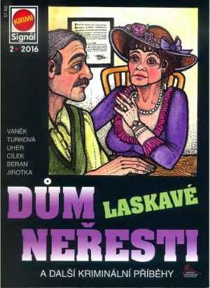 Kniha Krimi pro každého - dárek k předplatnému časopisu TV pohoda