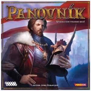 hra Panovník - dárek k předplatnému časopisu Pevnost Plus
