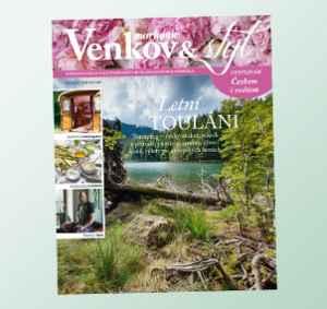 MV18ST (599,-/10 čísel) - dárek k předplatnému časopisu Marianne Venkov & styl