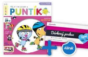Vstup do Expresky + zápisné - dárek k předplatnému časopisu Puntík