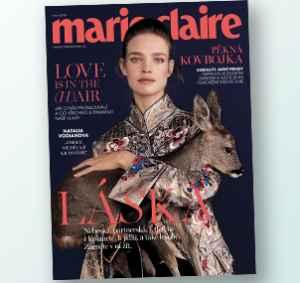 MC1802_12 (719,-/12 čísel) - dárek k předplatnému časopisu Marie Claire
