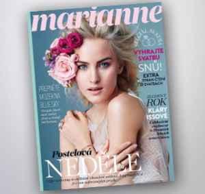 MR1802_12 (559,-/12 čísel) - dárek k předplatnému časopisu Marianne
