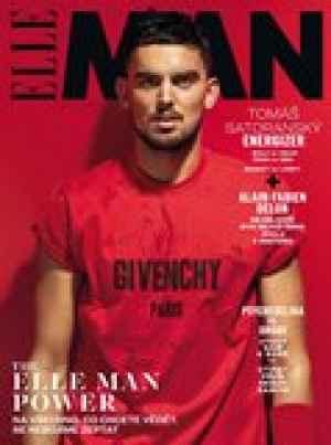 EL18MAN (189,-/2 čísla) - dárek k předplatnému časopisu Elle speciál