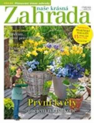 NKZ1802_S (459,-/12 čísel) - dárek k předplatnému časopisu Naše krásná zahrada