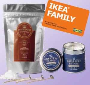 Roční předplatné IKEA FAMILY - dárek k předplatnému časopisu Marianne Bydlení