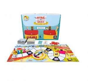 SLU 0318 - Stolní hra - dárek k předplatnému časopisu Sluníčko