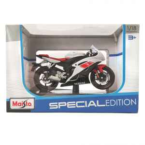 Model Kawasaki Ninja ZX-6R - dárek k předplatnému časopisu Motocykl